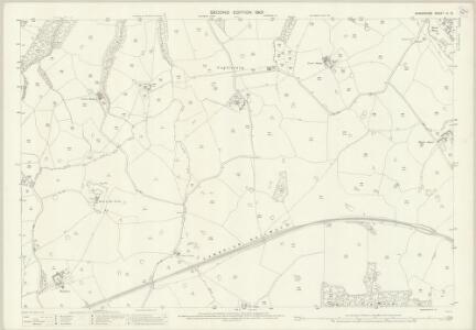 Shropshire VI.15 (includes: Ellesmere Rural; Ellesmere Urban; Welshampton) - 25 Inch Map