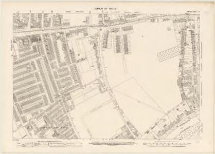 London X.4 - OS London Town Plan