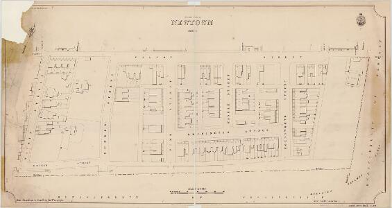 Newtown, Sheet 3, 2nd ed. 1897