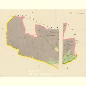 Nieder Einsiedel - c1365-1-001 - Kaiserpflichtexemplar der Landkarten des stabilen Katasters