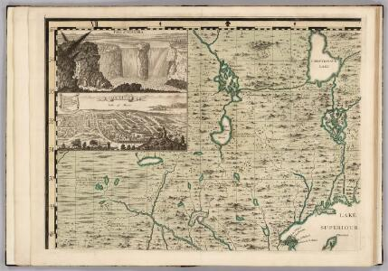 A Map of the British Empire in America. (Sheet 1).