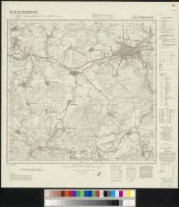 Meßtischblatt 4626 : Heiligenstadt, 1938