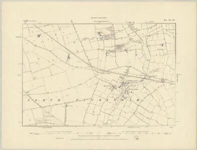 Norfolk LIX.SW - OS Six-Inch Map