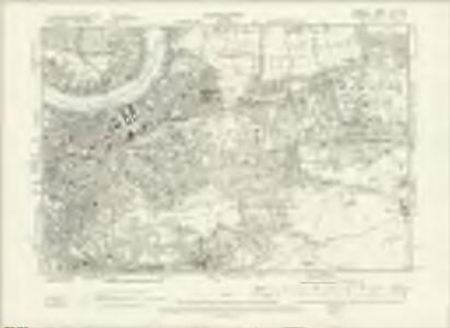 London XII.NW - OS Six-Inch Map