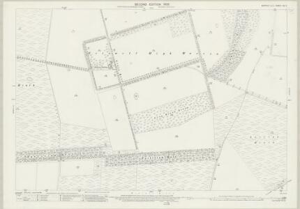 Suffolk XXI.4 (includes: Elveden; Eriswell; Lakenheath) - 25 Inch Map