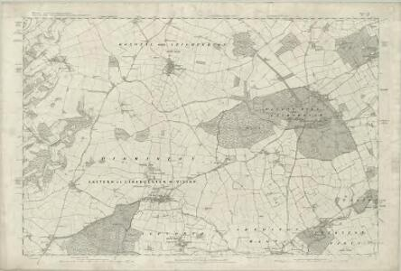 Sussex LX - OS Six-Inch Map