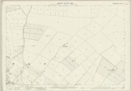 Cambridgeshire XL.2 (includes: Histon; Impington; Landbeach) - 25 Inch Map