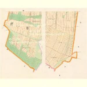 Midlowar - c4913-1-001 - Kaiserpflichtexemplar der Landkarten des stabilen Katasters