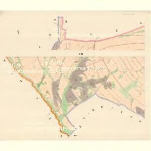 Alt Moletein (Moletin Stary) - m2870-1-007 - Kaiserpflichtexemplar der Landkarten des stabilen Katasters