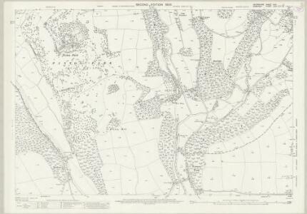 Devon XXIV.2 (includes: Brompton Regis; Brushford; Dulverton; Morebath) - 25 Inch Map