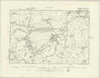 Herefordshire XVI.SE - OS Six-Inch Map