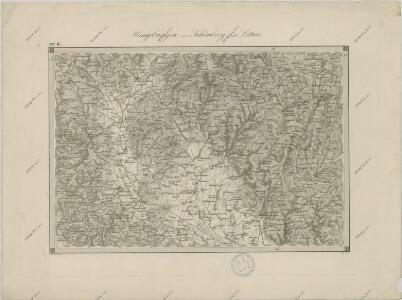 II. vojenské mapování 4