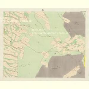 Mosty bei Jablunkau - m1892-1-007 - Kaiserpflichtexemplar der Landkarten des stabilen Katasters