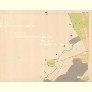 Krzizowitz - c3672-1-007 - Kaiserpflichtexemplar der Landkarten des stabilen Katasters