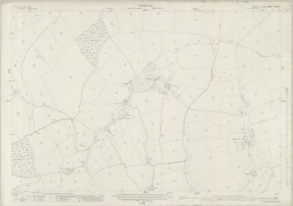 Essex (New Series 1913-) n XXIV.8 (includes: Lindsell; Thaxted) - 25 Inch Map