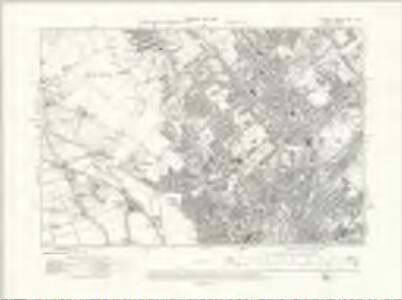 Surrey XIV.NW - OS Six-Inch Map