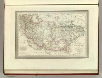 Royaume de Perse et du Royaume de Afghanistan.