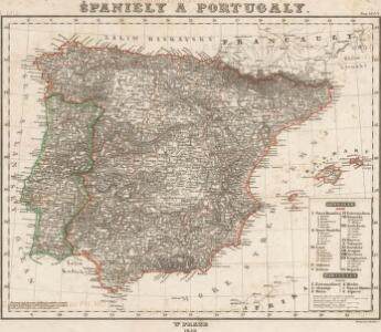 Španiely a Portugaly.