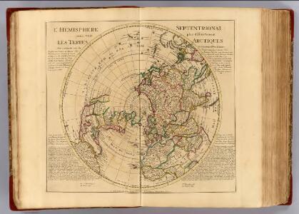 L'Hemisphere Septentrional.