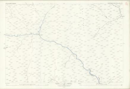 Derbyshire III.11 (includes: Charlesworth; Hope Woodlands) - 25 Inch Map