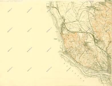 III. vojenské mapování 4758/1