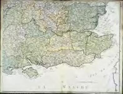 Provinces meridionales de l'Angleterre ou côtes septentrionales de la Manche, 2