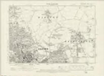 Oxfordshire XXXIII.SE - OS Six-Inch Map