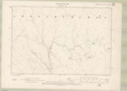 Argyll and Bute Sheet XXV.NE - OS 6 Inch map
