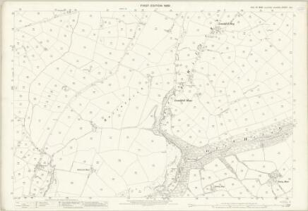 Isle of Man IX.4 - 25 Inch Map