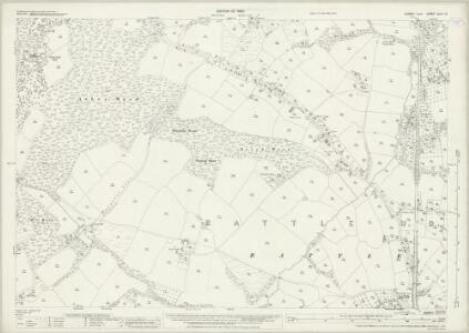 Sussex XLIII.15 (includes: Battle) - 25 Inch Map