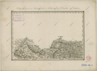 II. vojenské mapování 1a