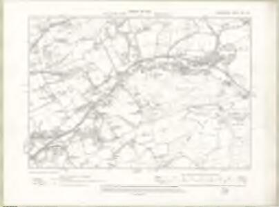 Lanarkshire Sheet VIII.NE - OS 6 Inch map