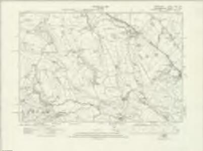 Derbyshire XXII.SW - OS Six-Inch Map