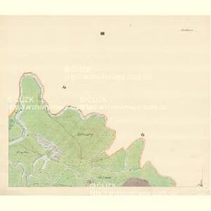 Teinitz (Tinec) - m3185-1-003 - Kaiserpflichtexemplar der Landkarten des stabilen Katasters