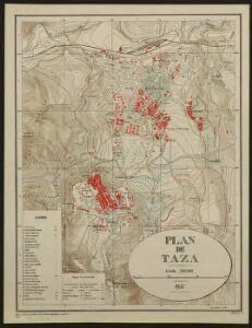 Plan de Taza