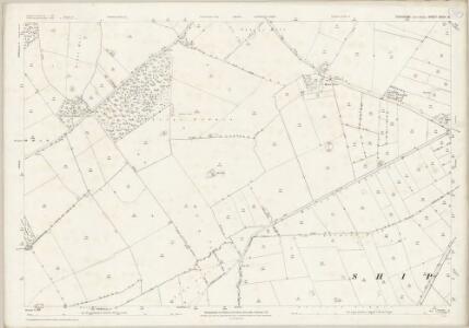 Yorkshire CXCIII.16 (includes: Everingham; Hayton; Shipton Thorpe) - 25 Inch Map
