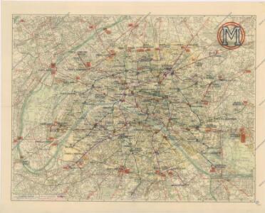 Plan Paris banlieue