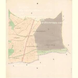 Chlumtschan (Chlumczan) - c2521-1-003 - Kaiserpflichtexemplar der Landkarten des stabilen Katasters