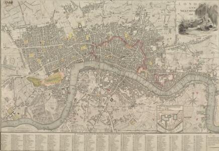 LONDON AND WESTMINSTER 1795