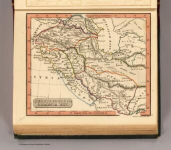 Persis, Parthia, Armenia, etc.