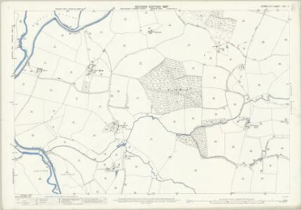 Sussex XXIII.11 (includes: Billingshurst; Pulborough) - 25 Inch Map