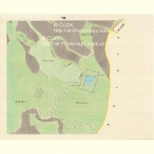 Pissek - m1881-1-008 - Kaiserpflichtexemplar der Landkarten des stabilen Katasters