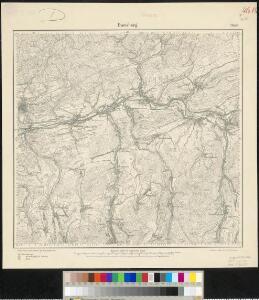 Meßtischblatt 2658 : Eversberg, 1900