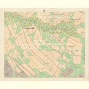 Königswalde - c3498-2-007 - Kaiserpflichtexemplar der Landkarten des stabilen Katasters