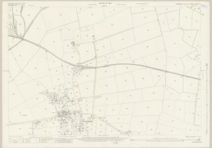 Yorkshire CCXLII.9 (includes: Burstwick; Halsam; Keyingham; Ottringham) - 25 Inch Map