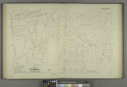 Part of Ward 8.