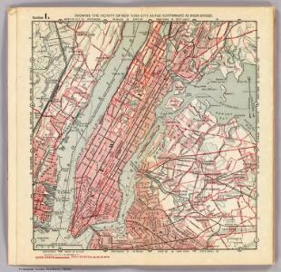 1. New York City.