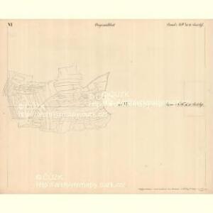 Modes - m1739-1-007 - Kaiserpflichtexemplar der Landkarten des stabilen Katasters