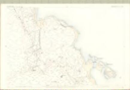 Inverness Skye, Sheet XXI.1 (Duirinish) - OS 25 Inch map