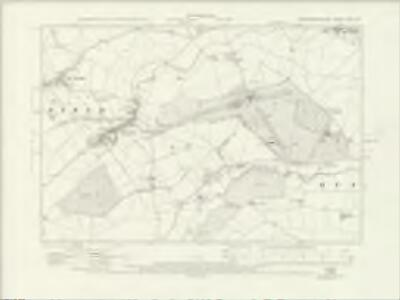Northamptonshire XVIII.NE - OS Six-Inch Map